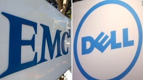 Dell EMC agree to merge in biggest tech deal ever   Computers, Security, Networks, Healthcare IT, & More   Scoop.it