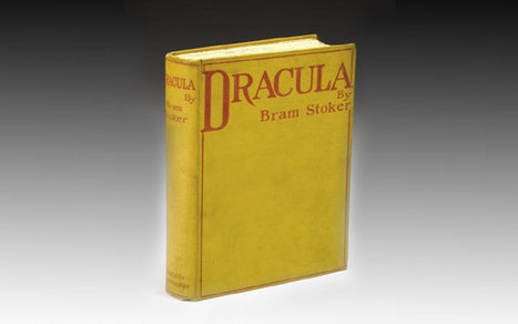 Bram Stoker books: The story of Dracula | The News Tribe | books in the news | Scoop.it