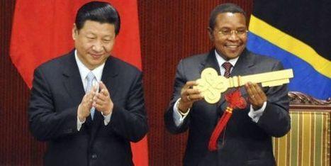 El nuevo presidente chino llega a África para despejar el temor de neocolonialismo | Nuevas Geografías | Scoop.it