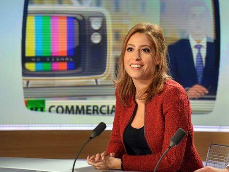 Stupéfiant!, le nouveau défi de Léa Salamé, intervieweuse vedette de la rentrée | DocPresseESJ | Scoop.it