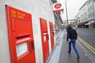 Royal Mail first class stamps to hit £1? - AOL Money UK | Royal Mail - BUSS4 Research | Scoop.it