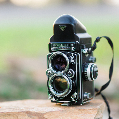 Rolleiflex 2.8E-2 TLR {Camera Review} | The Romance of Analogue | Scoop.it