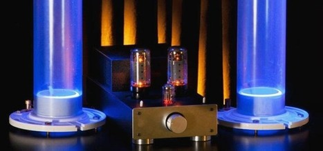 DIY Pulsating Light Rod Speakers That Dance to Your Music | DIY Home Theater | Scoop.it