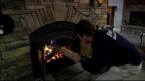 Saving money trying to stay warm - WRCB-TV | electric fireplace | Scoop.it