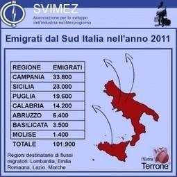 emigrati dal Mezzogiorno verso il mondo | Scialamundi | Scoop.it