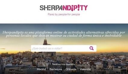 Sherpandipity: vive tus viajes como un lugareño | Consumo colaborativo | Scoop.it