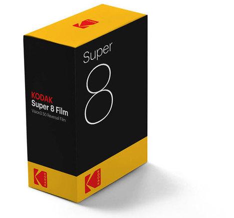 Kodak returns to its 1970s symbol, joining the retrobrand bandwagon | Brand Design | Scoop.it