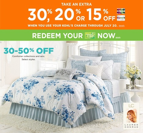 kohls coupon codes 30% off september 17th 2014 | Golden Coupons | Scoop.it