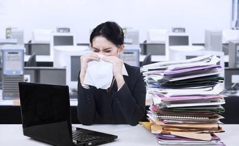 L'air des bureaux dans lesquels vous travaillez est-il toxique ? | Toxique, soyons vigilant ! | Scoop.it