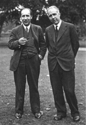 Harald Bohr: fútbol y matemáticas unidos en un gran danés | Futbol | Scoop.it