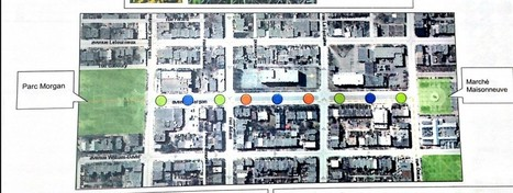 22 bacs à fleurs sur l'avenue Morgan - Quartier Hochelaga | Tier lieu, Ville ludique «» PlaceMaking | Scoop.it