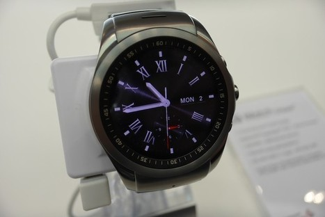 MWC'15 : prise en main de la LG Watch Urbane LTE   Hightech, domotique, robotique et objets connectés sur le Net   Scoop.it