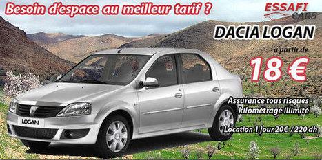 Location Voiture Agadir - Location courte durée automobile - Loueur véhicules Agadir | location voiture agadir | Scoop.it