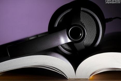 Scribd : toujours plus de livres audio, toujours pas de service illimité | les pages en son | Scoop.it