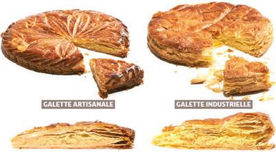 Galettes des Rois - Qui se partage le gâteau? | Que Choisir.org | Actu Boulangerie Patisserie Restauration Traiteur | Scoop.it