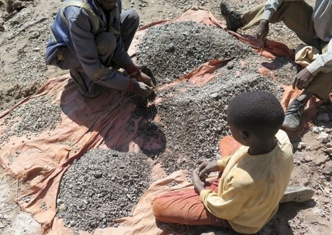 Le sale business du cobalt • Néoplanète | EcoConception Logicielle | Scoop.it