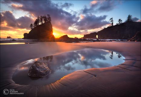Second Beach Sunset | My Photo | Scoop.it
