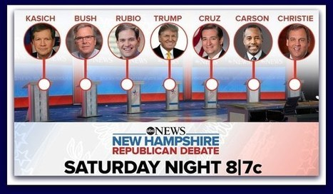 Carly Fiorina Only Candidate Left Off Stage For New Hampshire Debate – BB4SP | Conservative Politics | Scoop.it