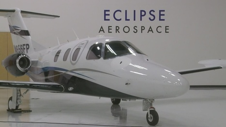 Council approves helping Eclipse Aerospace - KRQE | Aerospace | Scoop.it