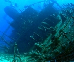 Armchair diver: Explore shipwrecks without leaving the house | Ab's Scuba diving news | Scoop.it