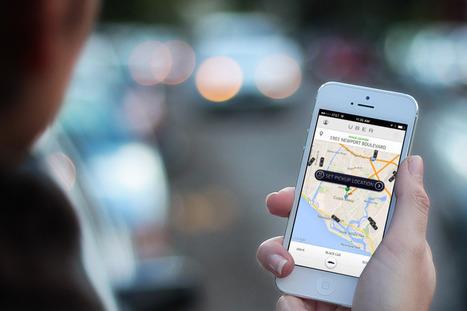 Uber — What's Fueling Uber's Growth Engine? - GrowthHackers | Entrepreneurship | Scoop.it