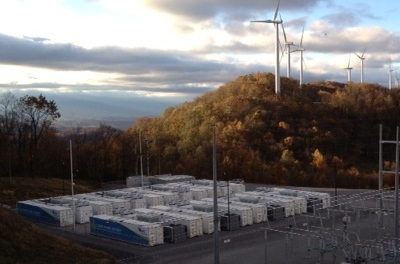 No wind? No problem with giant battery bank | Sustainable Futures | Scoop.it