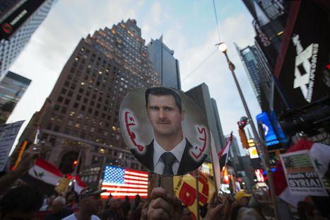 USA voi iskeä yksin - Syyrian konflikti voi levitä - Verkkouutiset | Syyria | Scoop.it