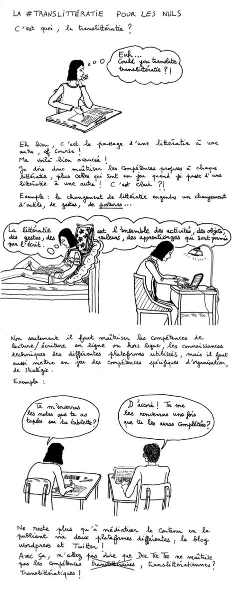 La #translittératie pour les Nuls | Translittératie | Scoop.it