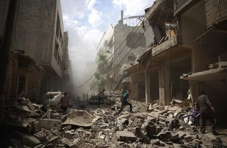 For Those Who Remain in Syria, Daily Life Is a Nightmare | Refugees and Displaced Peoples | Scoop.it