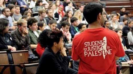 Federal complaints targeting Palestine solidarity activism on campus are ... - Mondoweiss | Art and activism | Scoop.it