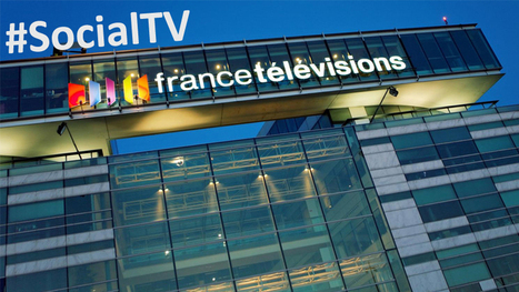 La Social TV chez France Télévisions - SocialTV.fr | New, Trans & Social media | Scoop.it