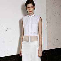 Steal The Minimalist Spring Runway Trend | Fashion & Style - News, Trends, Advice For The Busy Working Woman | Scoop.it