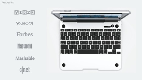 CruxCase - Turn your iPad into a laptop | Gadget Lust | Scoop.it