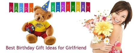 Some of the gifts that you can give to your girlfriend on her Birthday   Myfloralkart.com   Scoop.it