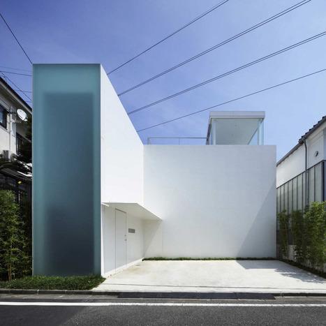 Cube Court House / Shinichi Ogawa & Associates | CRAW | Scoop.it
