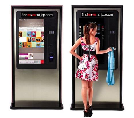 Consulter les stocks c'est possible chez JC Penney     CA Com   E-commerce, M-commerce : digital revolution   Scoop.it