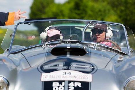 LE RALLYE DES PRINCESSES A QUINZE ANS ! - Autonewsinfo | rallyes automobiles féminins | Scoop.it