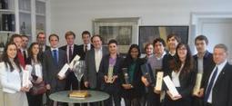 11e Concours de Dégustation Inter Grandes Ecoles : Sciences-Po Bordeaux l'emporte chez Pol Roger (Epernay)   Champagne   Scoop.it