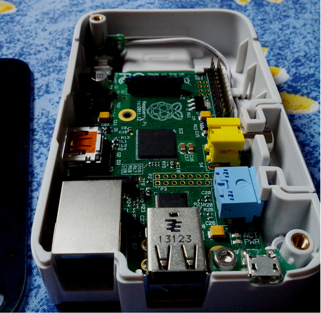 Short Crust - (almost)Perfect Case for Raspberry Pi | Raspberry Pi Accessories | Scoop.it