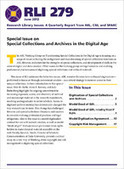 Association of Research Libraries (ARL) :: Special Collections and Archives in the Digital Age: ARL Releases Final Version of... | InfoTechTeacher | Scoop.it
