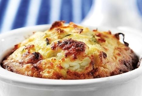 Σουφλέ Λαχανικών | Συνταγές | Scoop.it