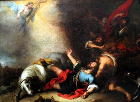 La conversión de san Pablo | Pablo de Tarso | Scoop.it