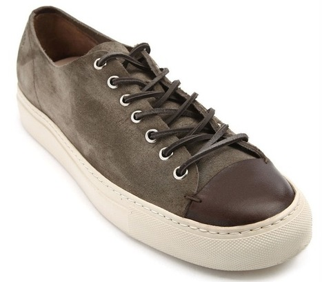 Buttero | Tanino Leather Sneakers | Men's style | Scoop.it