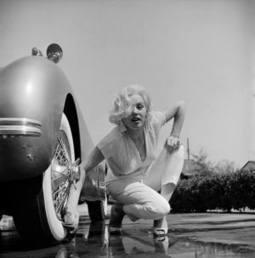 Mamie Van Doren – Blonde Bombshell Series1   Vintage, Robots, Photos, Pub, Années 50   Scoop.it