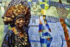 Inside The Yoruba Textile Art Of Adire With Chief Nike Davies-Okundaye | Afrique, une terre forte et en devenir... mais secouée encore par ses vieux démons | Scoop.it