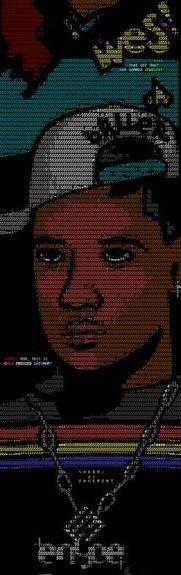 Tweet from @UnwashedMass | ASCII Art | Scoop.it