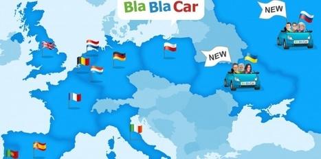 Comment le champion français du covoiturage, BlaBlaCar, impose son modèle en Europe | BeeZ, Happy Client Happy Business | Scoop.it
