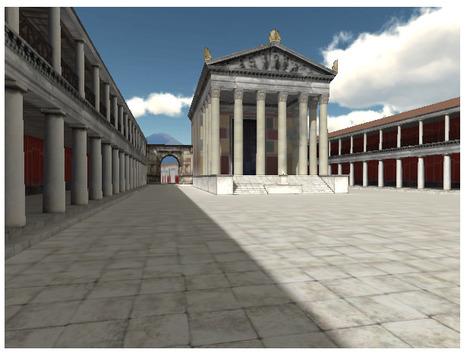 Virtual Roman City | Historia Antigua | Scoop.it