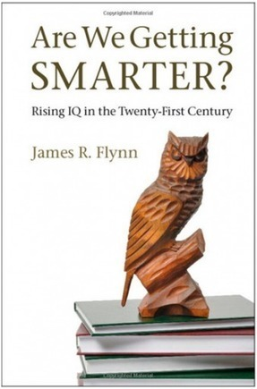 Are We Getting Smarter?: Rising IQ in the Twenty-First Century | Cultura de massa no Século XXI (Mass Culture in the XXI Century) | Scoop.it