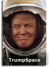 New Trump Landing Team Members Announced For NASA - NASA Watch | More Commercial Space News | Scoop.it